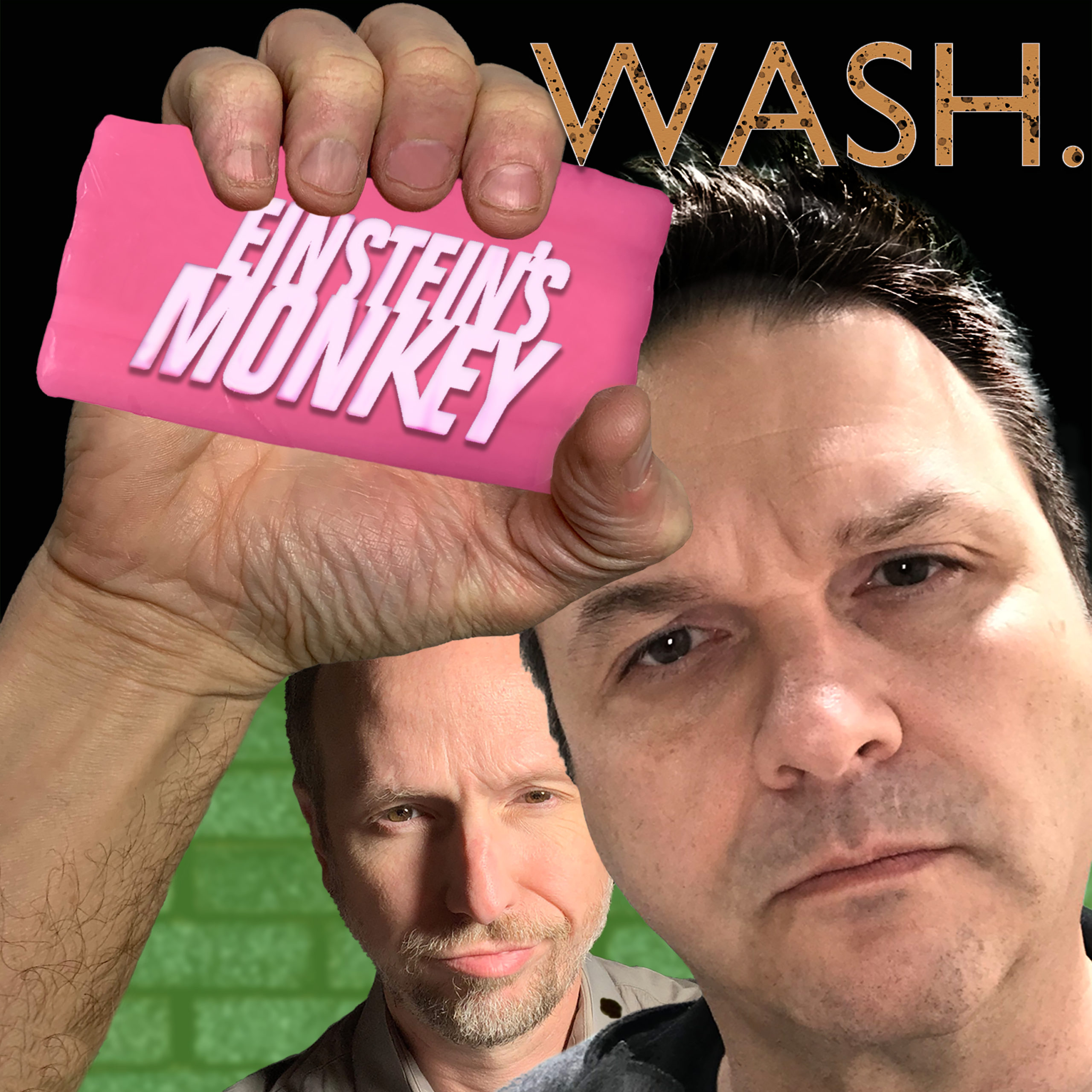 Wash album art
